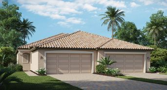 Orange Blossom Ranch Villas In Naples Fl New Homes