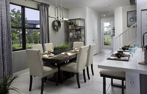 Dining-in-Bonsai-at-Satori - Lotus Collection-in-Miami Lakes