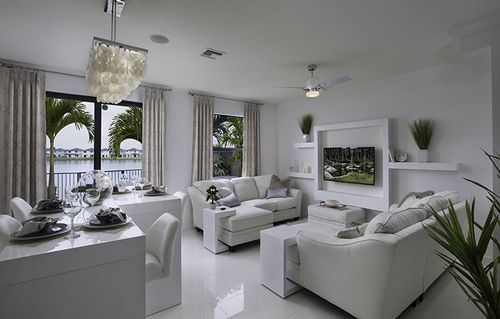 Greatroom-and-Dining-in-Essence-at-Satori - Lotus Collection-in-Miami Lakes