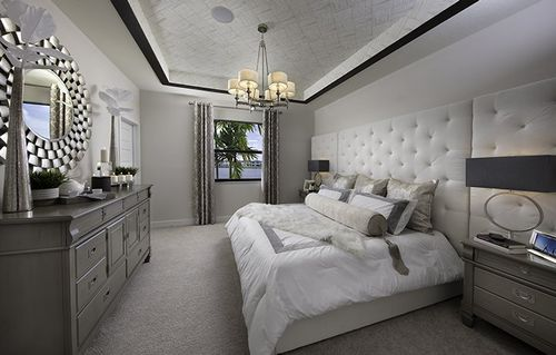 Bedroom-in-Essence-at-Satori - Lotus Collection-in-Miami Lakes