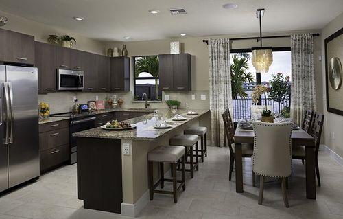 Kitchen-in-Iris-at-Satori - Lotus Collection-in-Miami Lakes