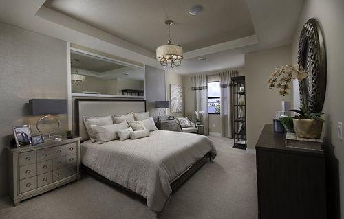 Bedroom-in-Iris-at-Satori - Lotus Collection-in-Miami Lakes