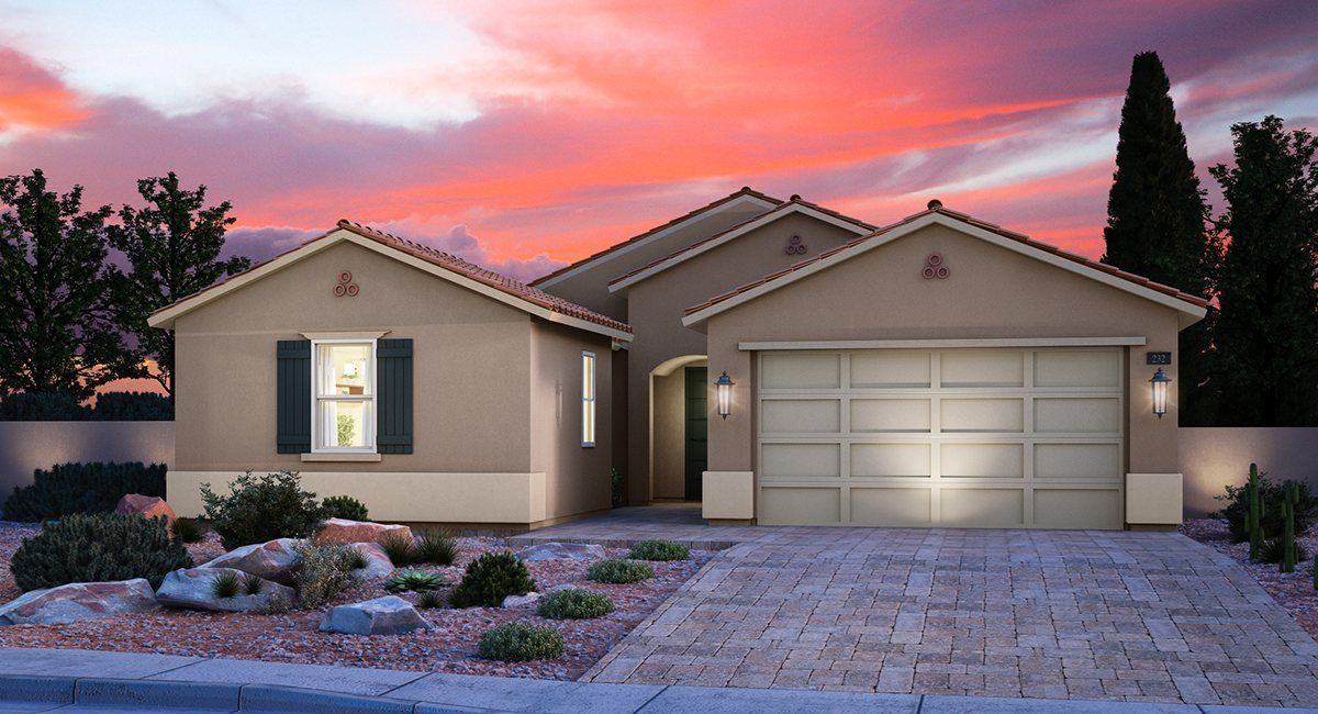 Pleasant Valley In Pahrump Nv New Homes Amp Floor Plans By