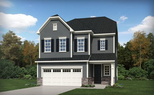 Buckhorn Preserve Sterling Collection By Lennar In Raleigh Durham Chapel Hill North Carolina