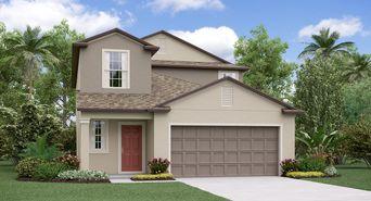 Touchstone Touchstone Estates In Tampa Fl New Homes