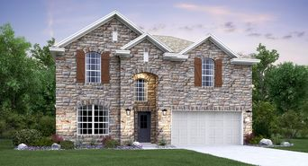Rancho Sienna 55s In Georgetown Tx New Homes By Lennar