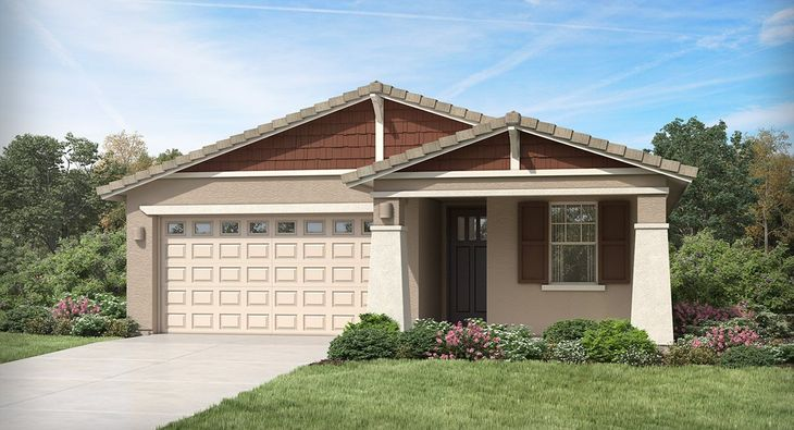 Ocotillo Plan 3520 C Craftsman