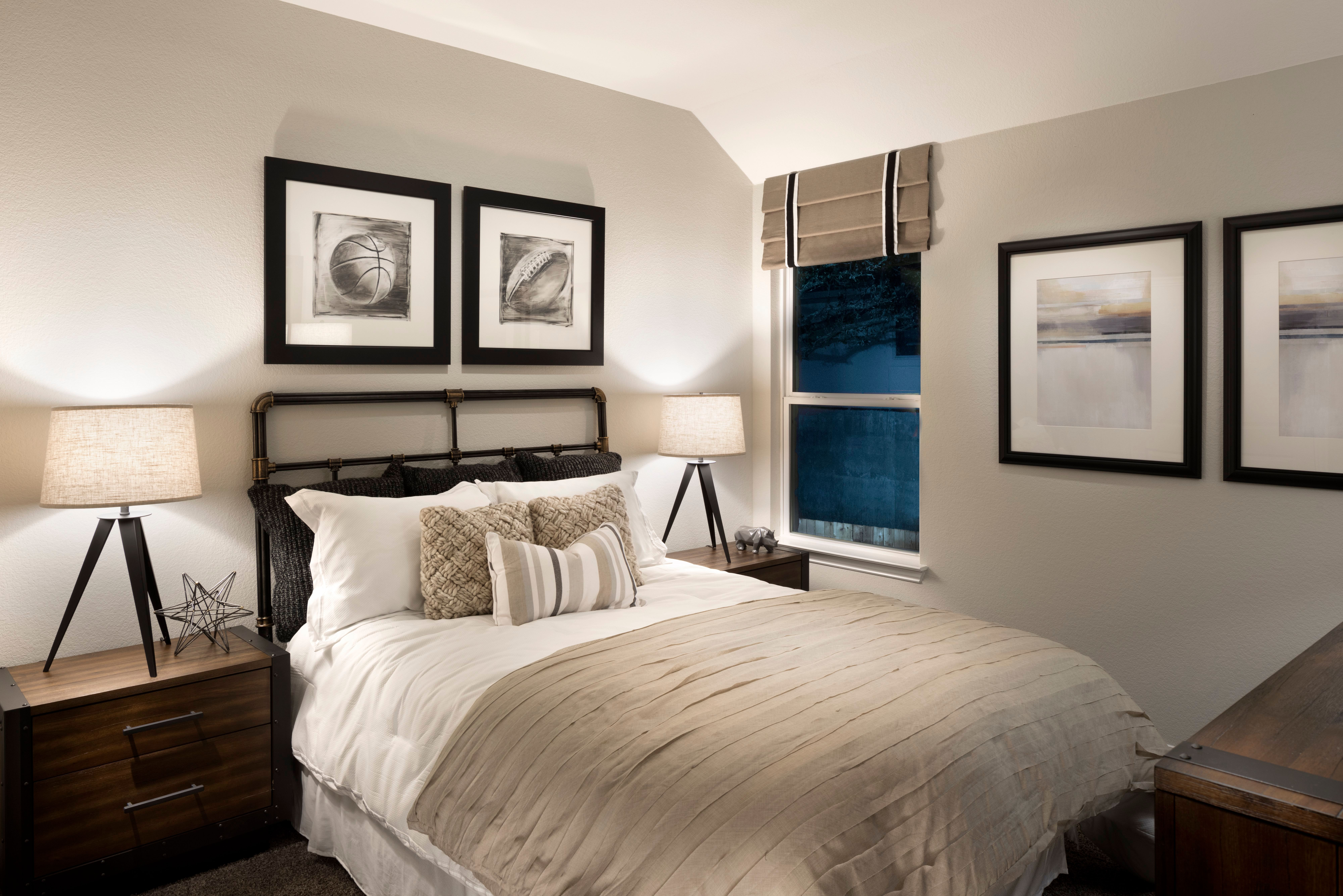 Bedroom featured in the Giallo By Lennar in Austin, TX