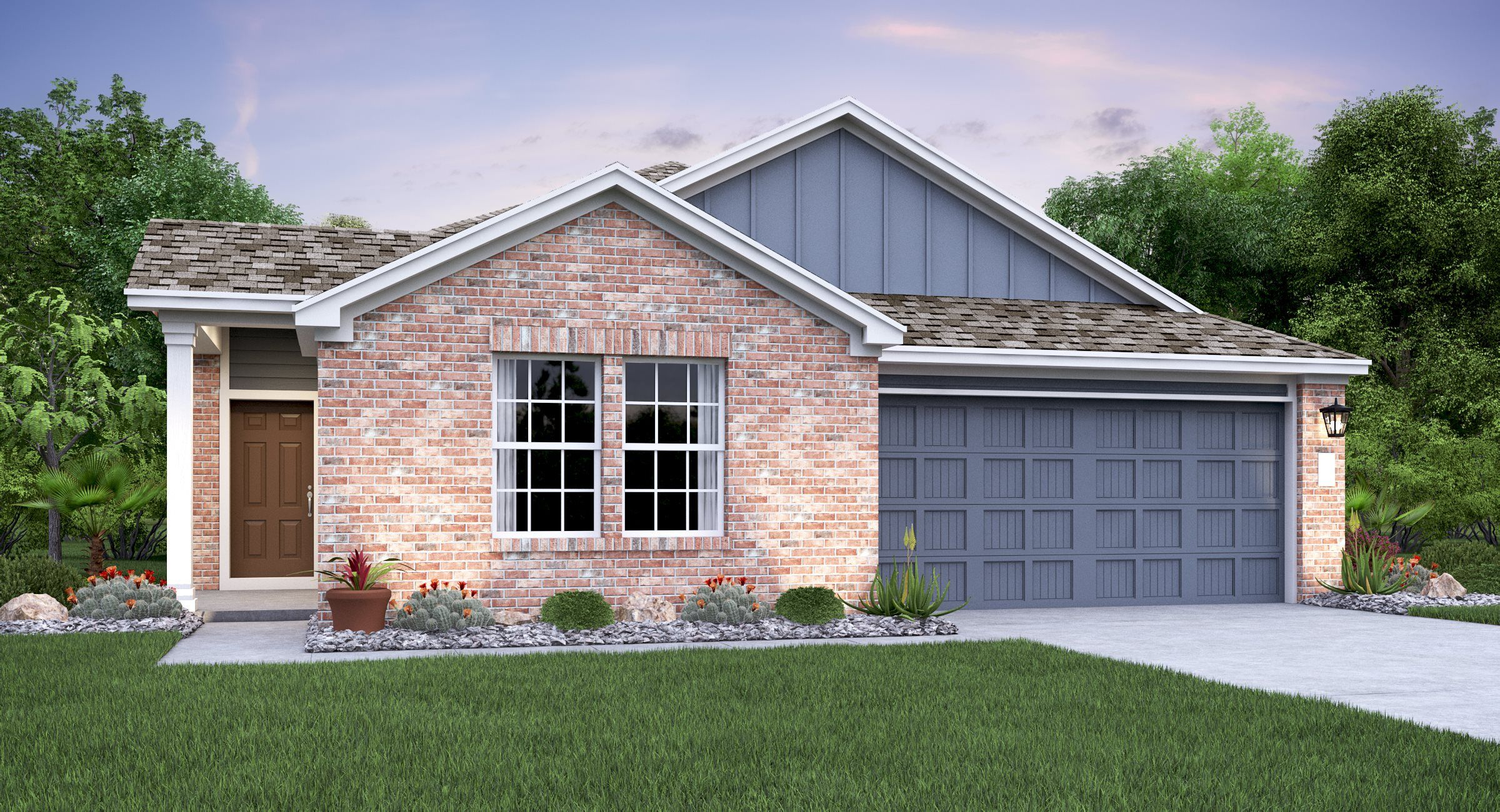 Exterior featured in the Cardwell By Lennar in Austin, TX
