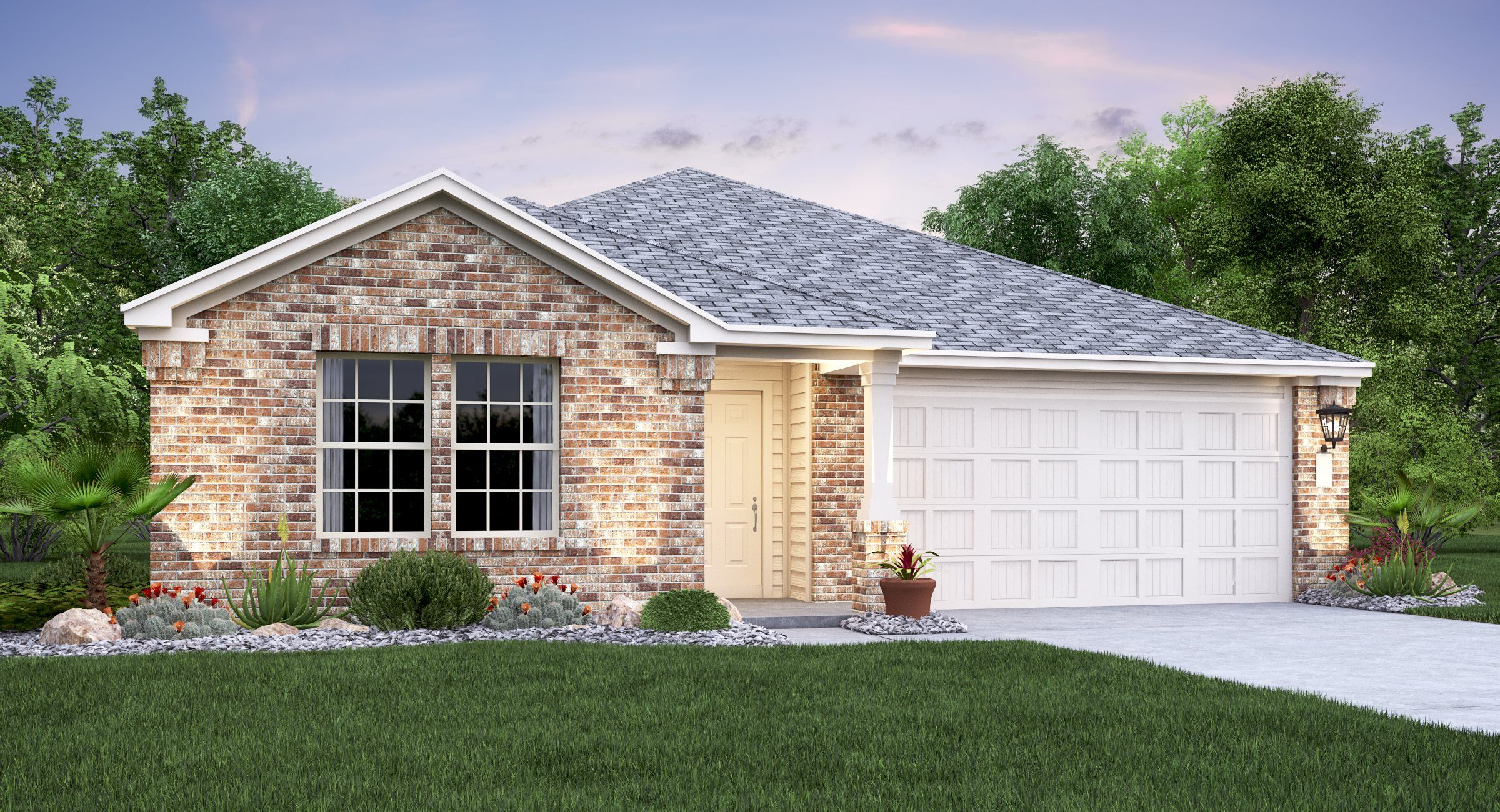 Exterior featured in the Catesby By Lennar in Austin, TX
