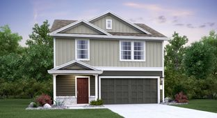 Harland - Sun Chase - Cottage and Watermill Collections: Del Valle, Texas - Lennar