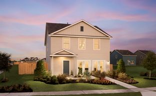 Sun Chase - Cottage Collection by Lennar in Austin Texas
