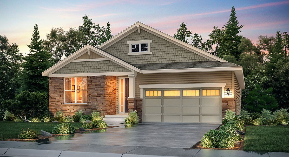 Exterior featured in the Springdale By Lennar in Denver, CO