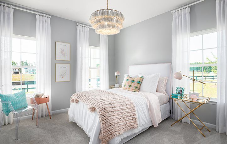Bedroom featured in the LITCHFIELD II By Lennar in Myrtle Beach, SC