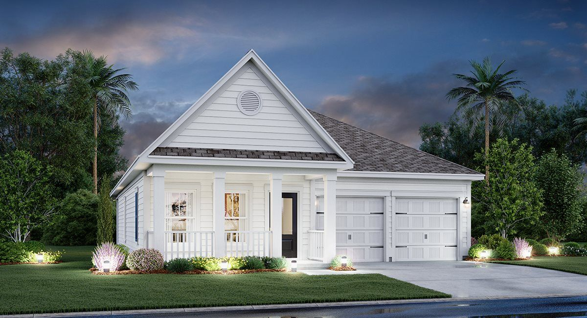 Exterior featured in the ANNANDALE By Lennar in Myrtle Beach, SC