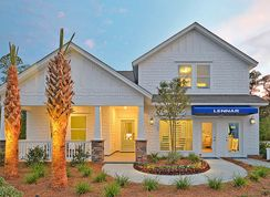 ST PHILLIPS - Belle Harbor - Arbor Collection: Myrtle Beach, South Carolina - Lennar