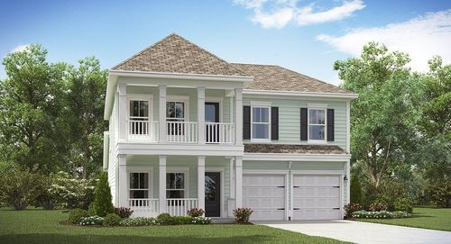 Belle Harbor Arbor Collection by Lennar in Myrtle Beach South Carolina