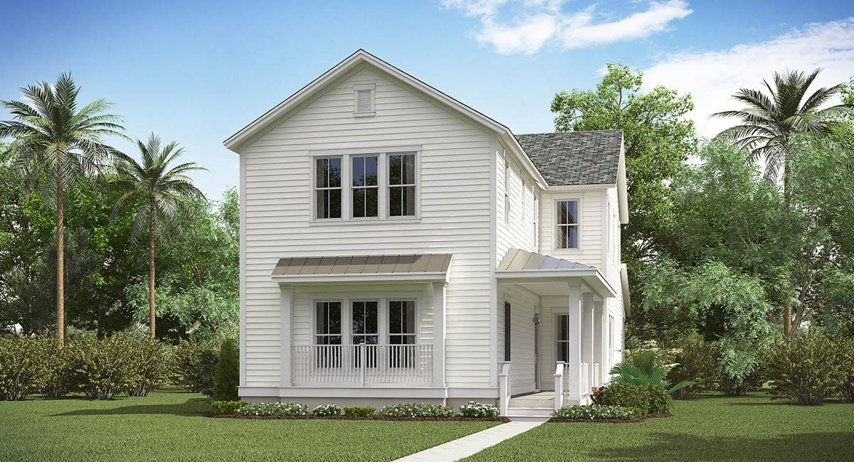 Exterior featured in the TRADD By Lennar in Charleston, SC