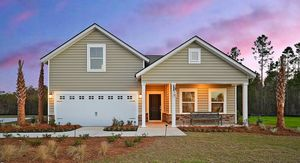 homes in Gleneagles at Legends Golf & Resort by Lennar