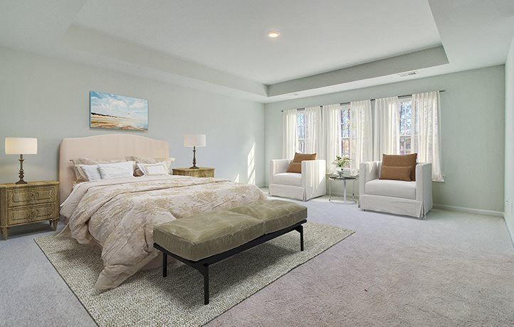 Bedroom featured in the FRANKLIN By Lennar in Charleston, SC