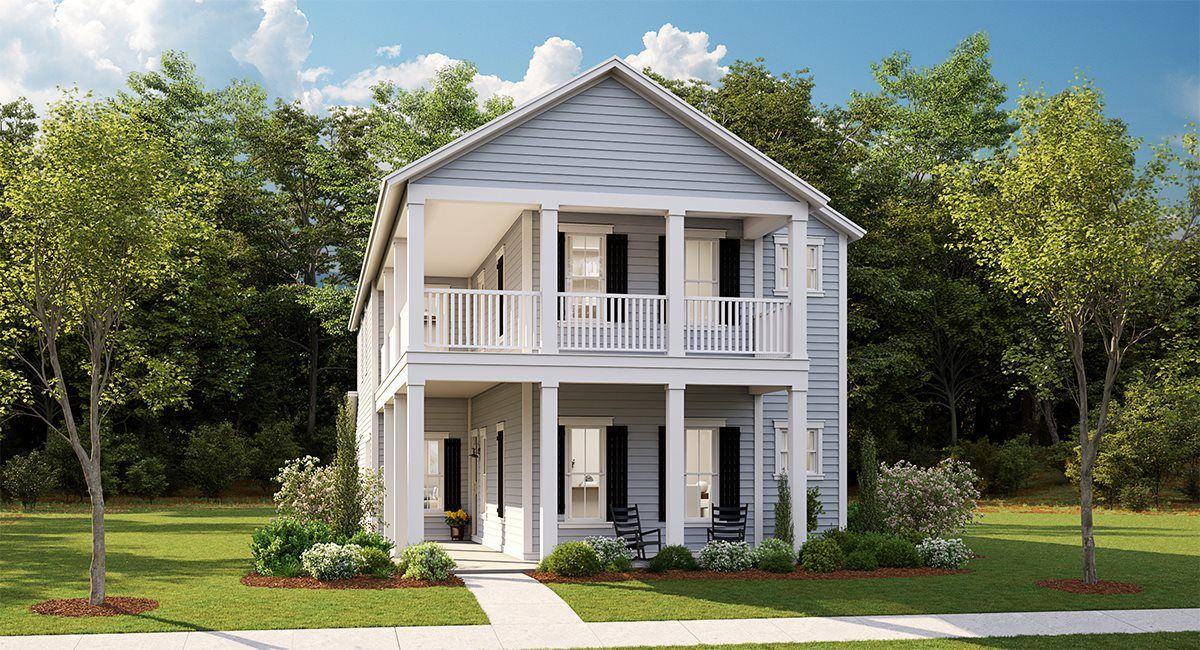 Exterior featured in the CALHOUN By Lennar in Charleston, SC