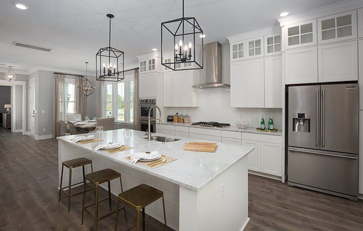 Kitchen featured in the CALHOUN By Lennar in Charleston, SC