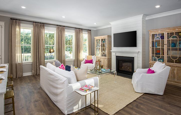 Living Area featured in the CALHOUN By Lennar in Charleston, SC