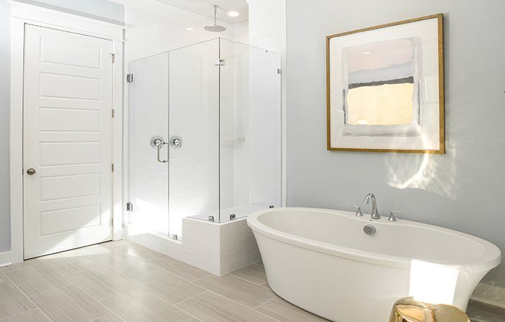 Bathroom featured in the CALHOUN By Lennar in Charleston, SC