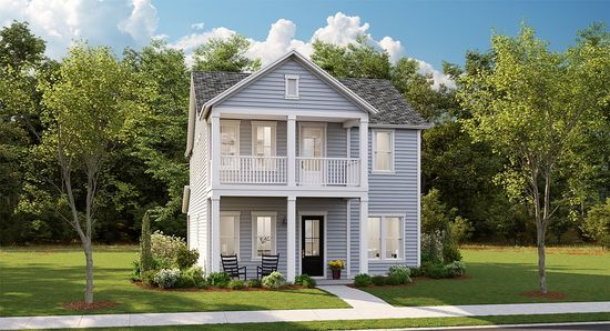 Summers Corner - The Village - Row Collection by Lennar in Charleston South Carolina