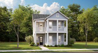 RUTLEDGE - Summers Corner - The Village - Row Collection: Summerville, South Carolina - Lennar