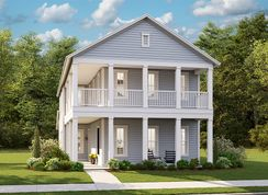 TRADD - Summers Corner - The Village - Row Collection: Summerville, South Carolina - Lennar