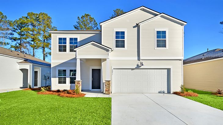New Homes in Myrtle Beach