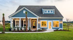 homes in The Lakes by Lennar