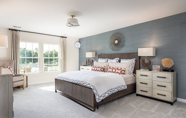 Bedroom featured in the HANOVER By Lennar in Charleston, SC