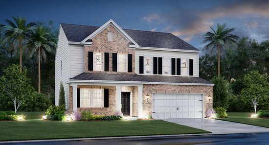 Timber Trace - Arbor Collection by Lennar in Charleston South Carolina