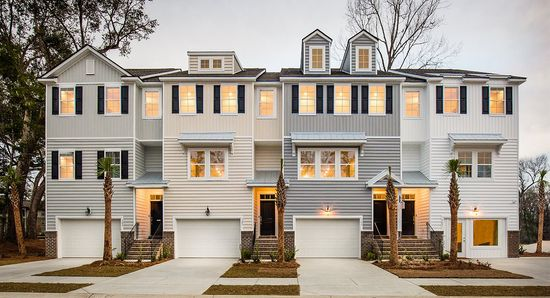Grand Terrace Townhomes by Lennar in Charleston South Carolina