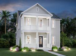 ASHLEY - Limehouse Village - Row Collection: Summerville, South Carolina - Lennar