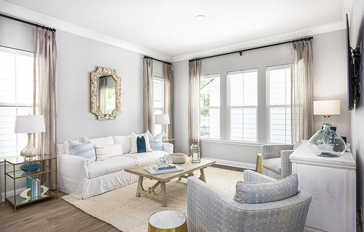 Living Area featured in the RUTLEDGE By Lennar in Charleston, SC
