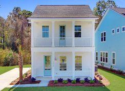 ANGLER - Limehouse Village - Row Collection: Summerville, South Carolina - Lennar