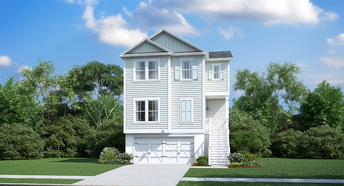 Exterior featured in the FOSTER By Lennar in Charleston, SC