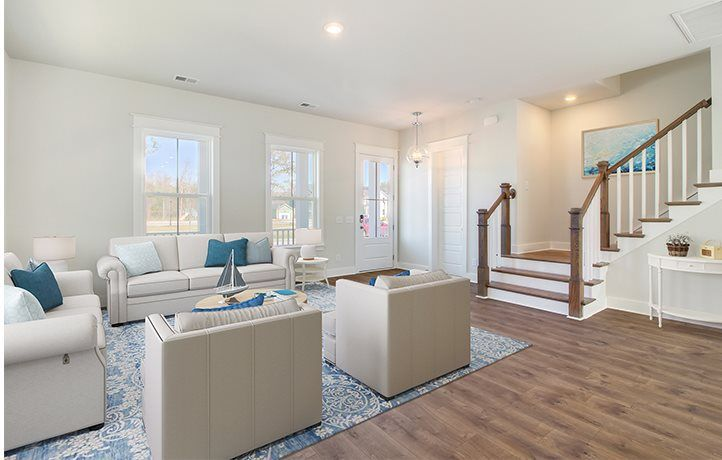 Living Area featured in the ANGLER By Lennar in Charleston, SC