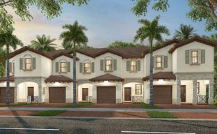 Crystal Cay - Oceana Collection by Lennar in Miami-Dade County Florida
