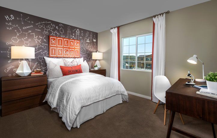 Bedroom featured in the Residence Two By Lennar in Riverside-San Bernardino, CA