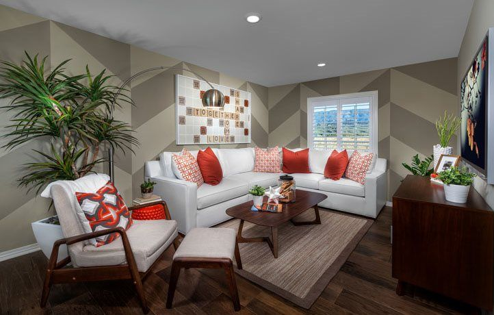 Living Area featured in the Residence Two By Lennar in Riverside-San Bernardino, CA