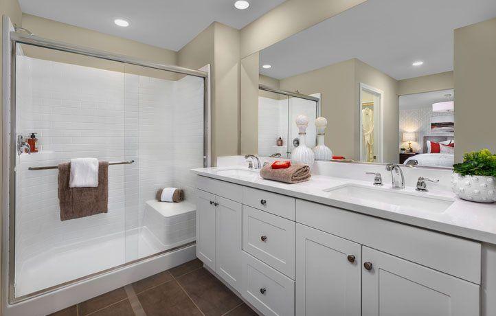 Bathroom featured in the Residence Two By Lennar in Riverside-San Bernardino, CA