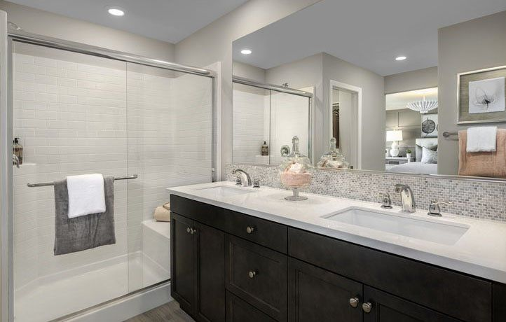 Bathroom featured in the Residence Three By Lennar in Riverside-San Bernardino, CA