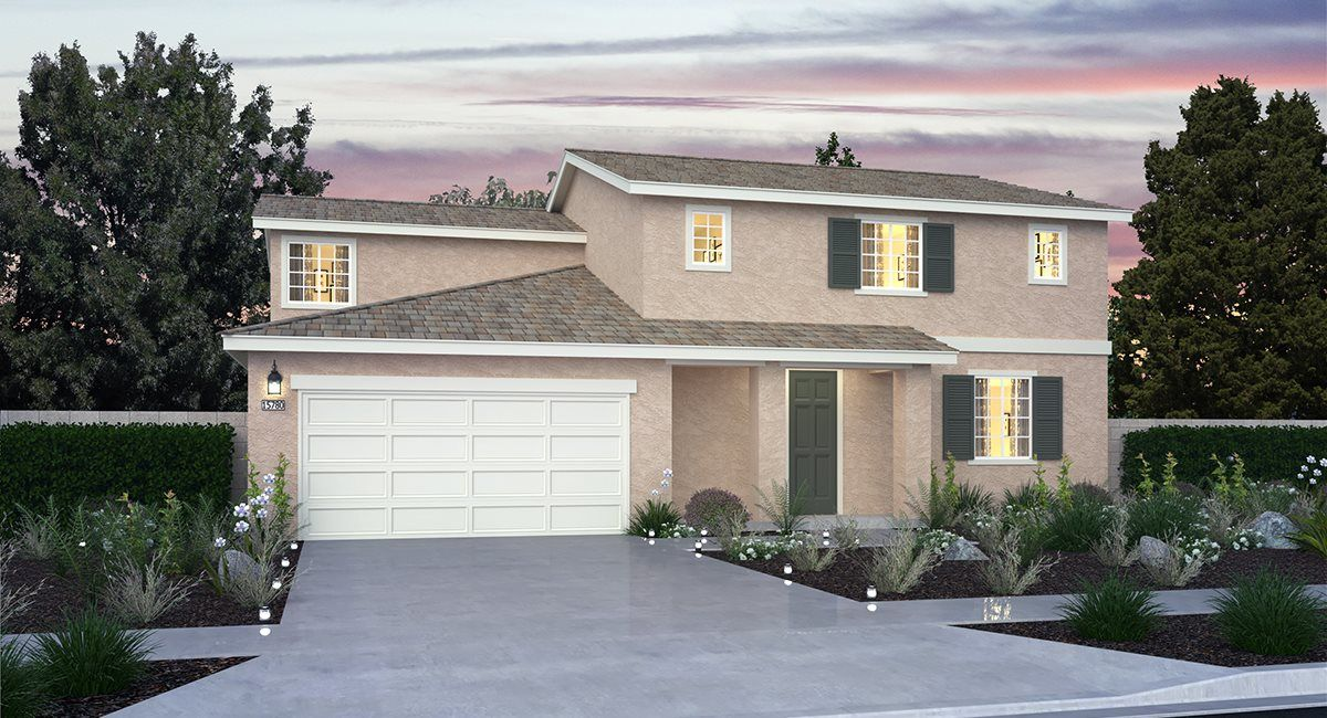 'Summerwind Trails - Painted Sky' by Lennar - Inland Empire in Riverside-San Bernardino