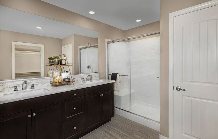 Bathroom featured in the Residence Four By Lennar in Riverside-San Bernardino, CA