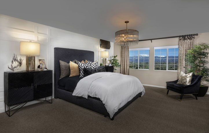 Bedroom featured in the Residence Four By Lennar in Riverside-San Bernardino, CA