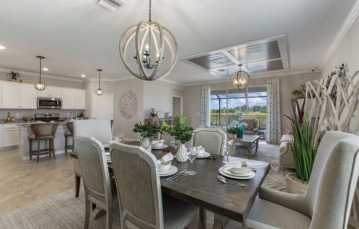 Living Area featured in the TREVI By Lennar in Punta Gorda, FL